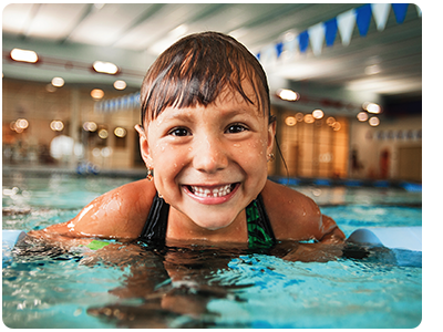 Try The Y's Swim Lesson Selector