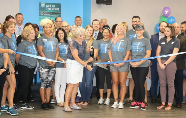 Wellness Center Plainfield Ribbon Cutting